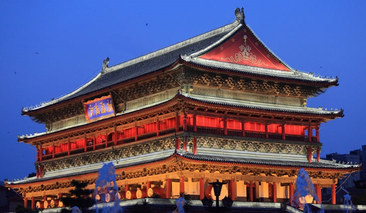 Xi'an & Luoyang Ancient City Tour