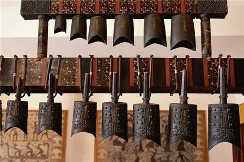 Image result for shang dynasty musical instruments