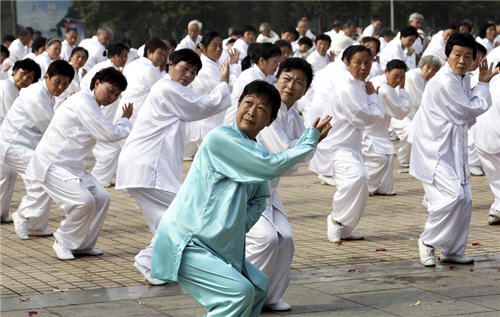 Qigong, Breathe the Scent of Inner Peace - CITS