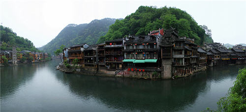 Yueyang China  City new picture : Top 10 Attractions in Hunan