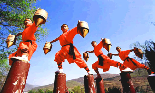 Temple de shaolin grand ma tre kung fu sur l cran de for Maitre art martiaux chinois